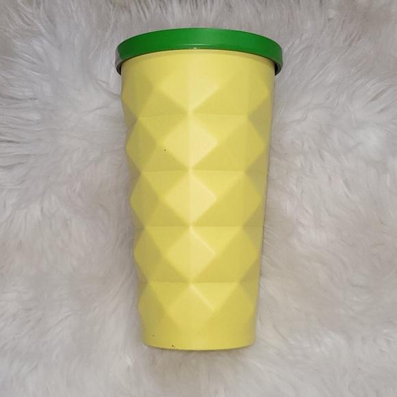Starbucks Other - Starbucks Pineapple Stainless Tumblr